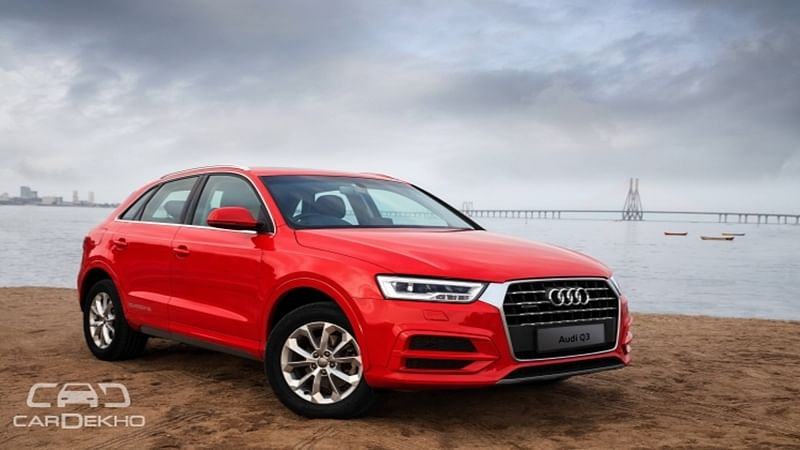 Audi launches Q3 Dynamic Edition at a special price
