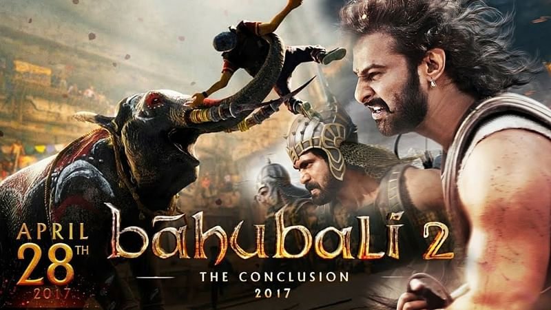 Baahubali 2: The Conclusion's first look to be showacased at MAMI