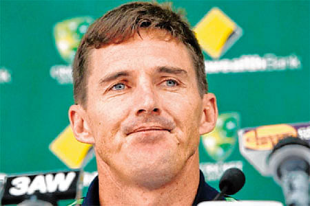 Brad Hogg almost considered suicide