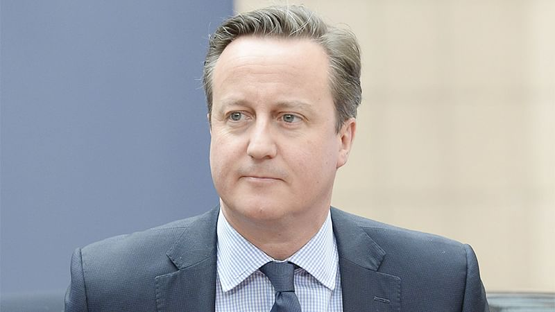 Former PM David Cameron sorry for Brexit divisions