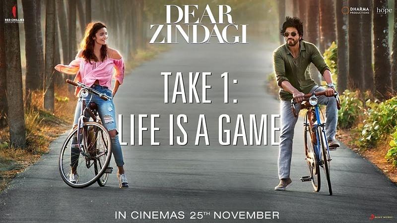Dear Zindagi Take 1: SRK, Alia Bhatt gives a ride of life
