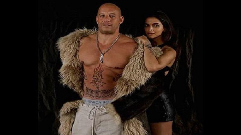 Deepika Padukone wants Vin Diesel trapped in 'Bigg Boss' house