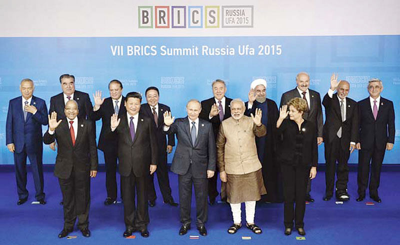 BRICS: From economic concept to political entity