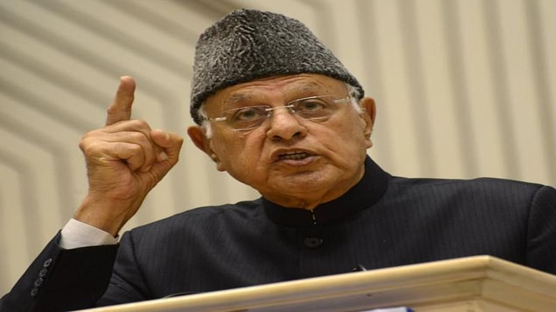 Mehbooba Mufti should step down as CM: Farooq Abdullah