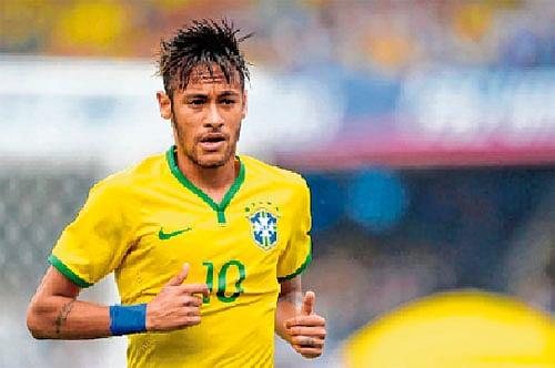 Brazil without Neymar