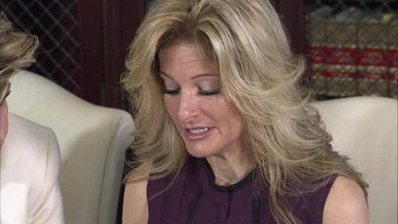 Former 'Apprentice' contestant accuses Doland Trump of groping