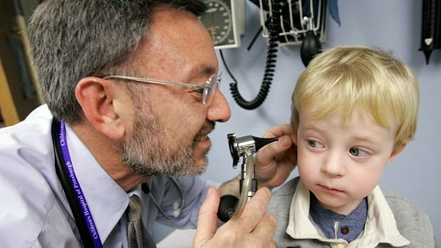 Gene causing childhood ear infections identified