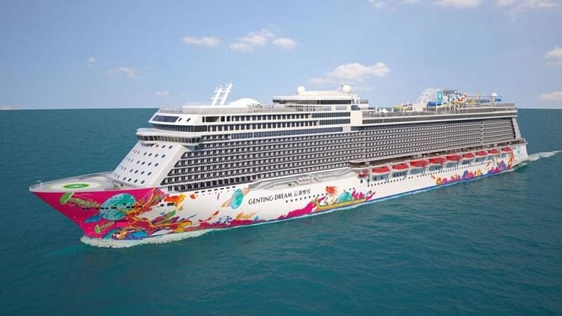 This Diwali gift yourself a luxury with Dream Cruises' Genting Dream