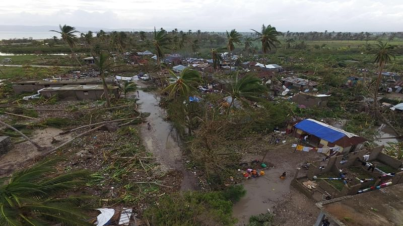 President Obama declare emergency as Hurricane Matthew kills 264