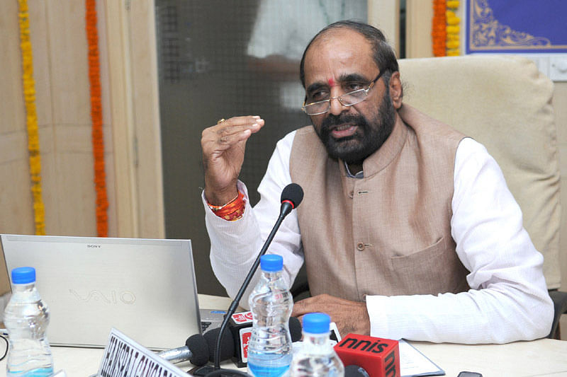 Army handed over proof of surgical strikes to govt : Hansraj Ahir