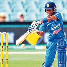 Harmanpreet Kaur says she was nervous at halfway stage of 1st T20 against South Africa Women