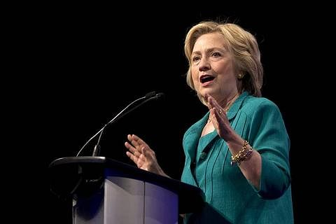 Don't put a climate denier in White House: Hillary Clinton asks US