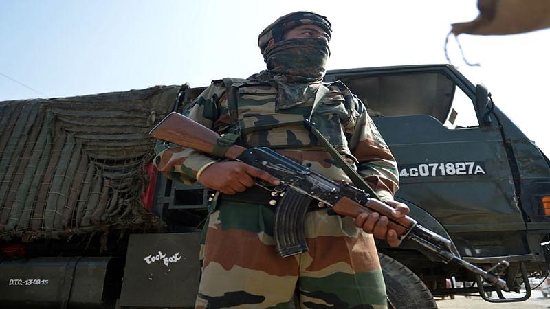 Pak-based terrorists attacked army camp at Handwara