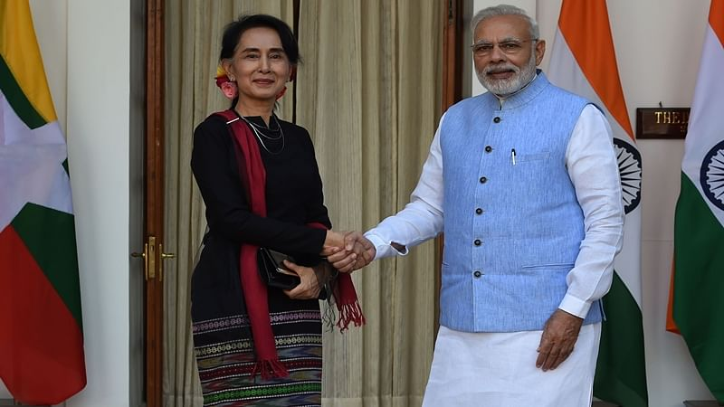 'Democratic process must be upheld': India expresses concern amid reports of military coup in Myanmar