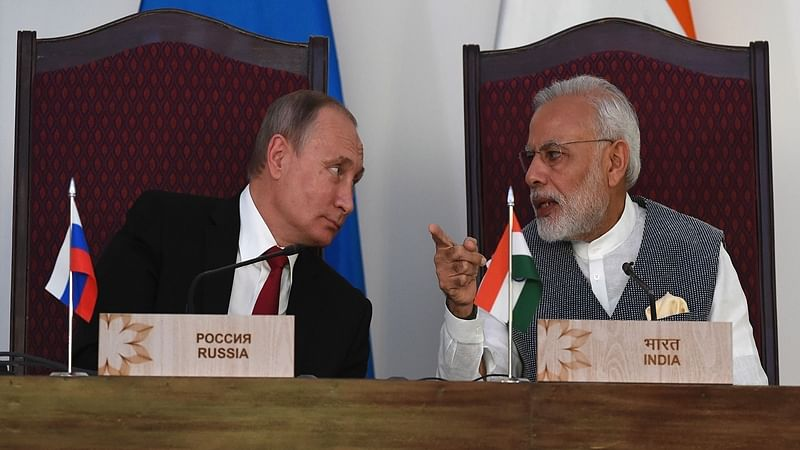 Russian deal with Taliban could hit India