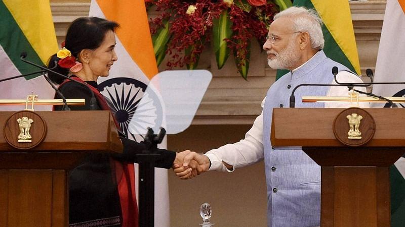 India, Myanmar to enhance security, trade ties
