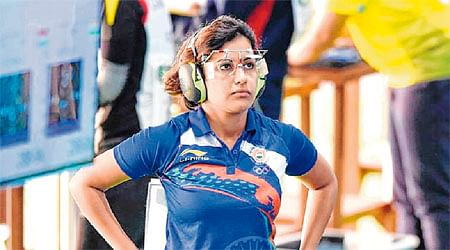 Indian shooter pulls out of Iran event due to compulsory hijab rule