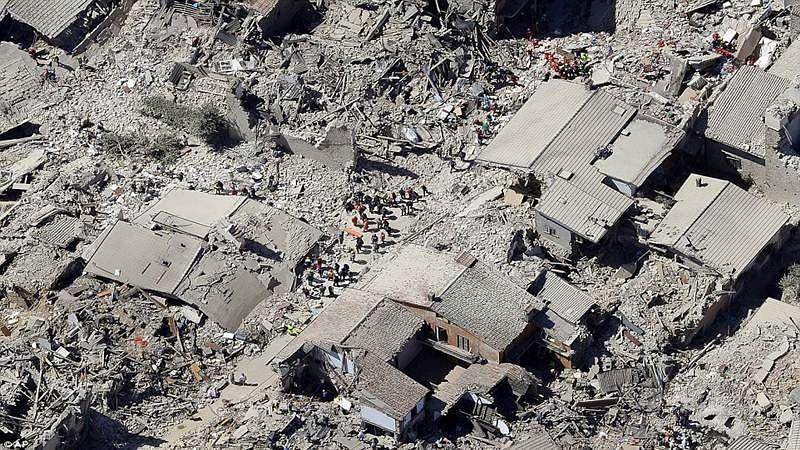 6.4-magnitude quake hits off Papua New Guinea