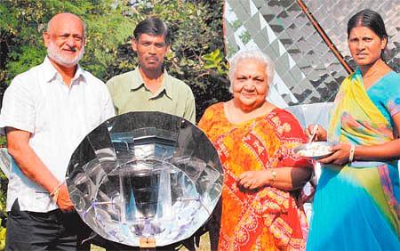 Jimmy McGilligan Centre observes 'Solar Diwali'