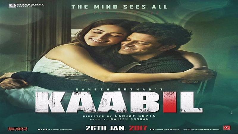 Yami Gautam & Hrithik Roshan's sizzling chemistry in 'Kaabil' trailer