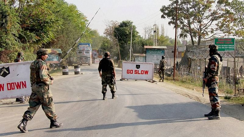 Top LeT terrorist among 3 killed in encounter with security forces in Jammu and Kashmir's Sopore