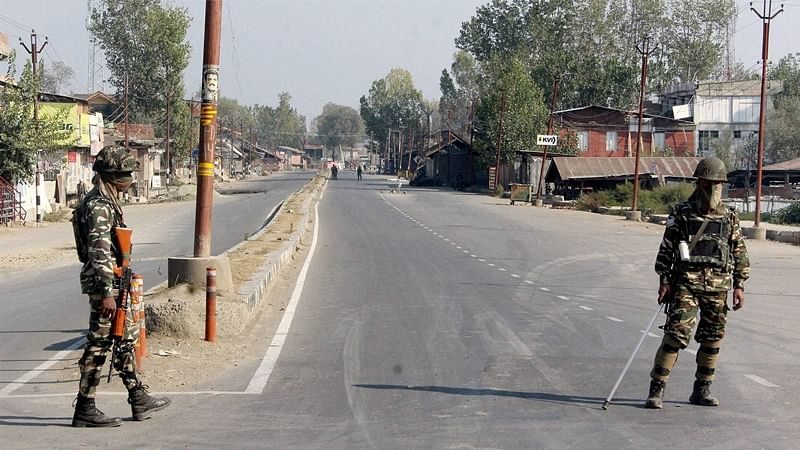 Kashmir by and large peaceful, daily activities pick up