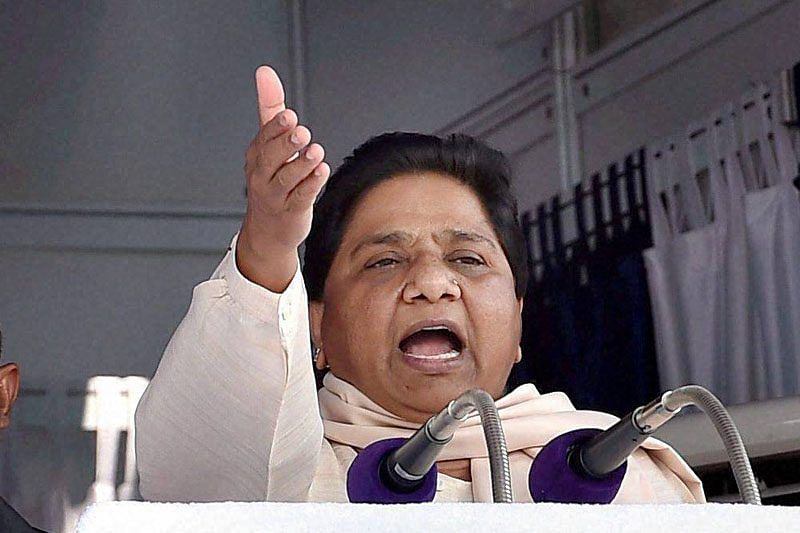 Modi, Shah dreaming of harming UP: Mayawati