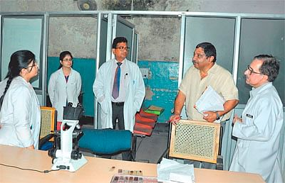 3-member MCI team inspects medical college, MY hospital