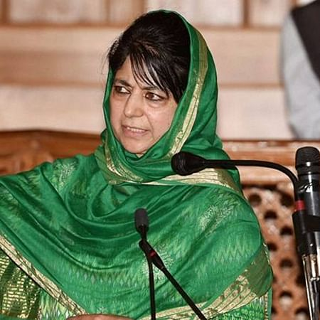 'Who punishes their allies like this': Political leaders welcome release of PDP chief Mehbooba Mufti