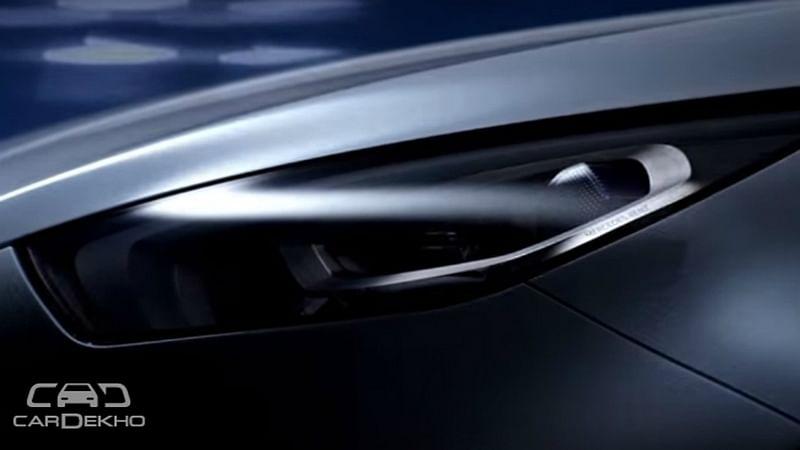 Mercedes-Benz pickup teased; reveal on October 25