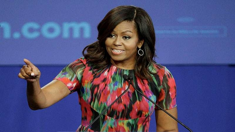 I'd never forgive' Donald Trump for 'birther' conspiracy: Michelle Obama