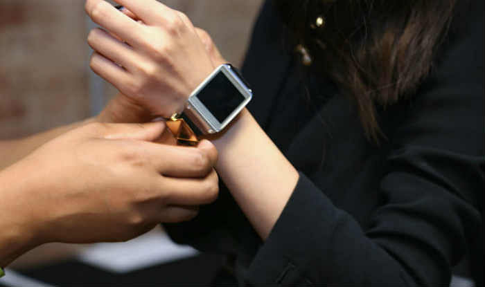 New smartwatch can be operated with wrist movements