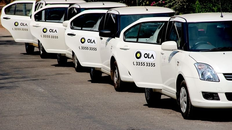 #BoycottOla: Ola reports driver for corrective action after spat with customer; Twitter fumes