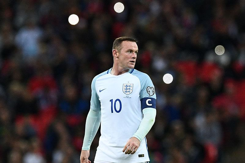 Wayne Rooney arrested in US on charge of public intoxication