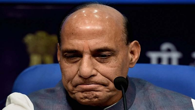 India doubts Pakistan's intention to fight terrorism: Rajnath Singh