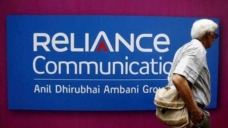 Reliance Communications's bankruptcy begins