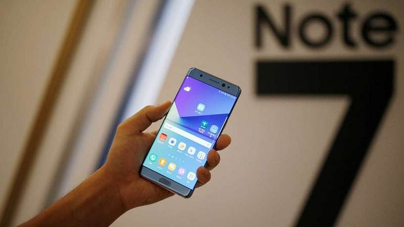 Samsung to compensate suppliers hit by Note 7 crisis