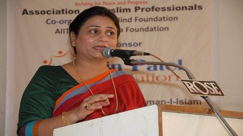 Dargah committee has to come up with progressive reforms: Shamina Shafiq