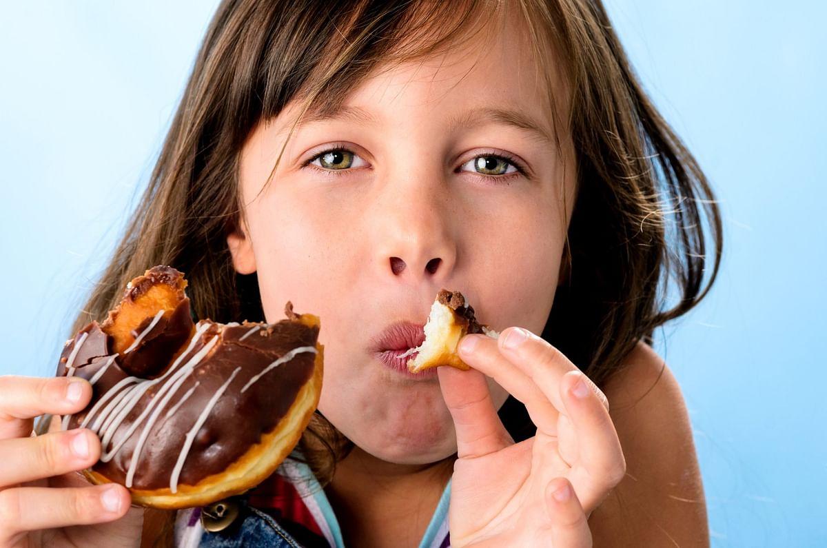 Sleep-deprived kids eat more