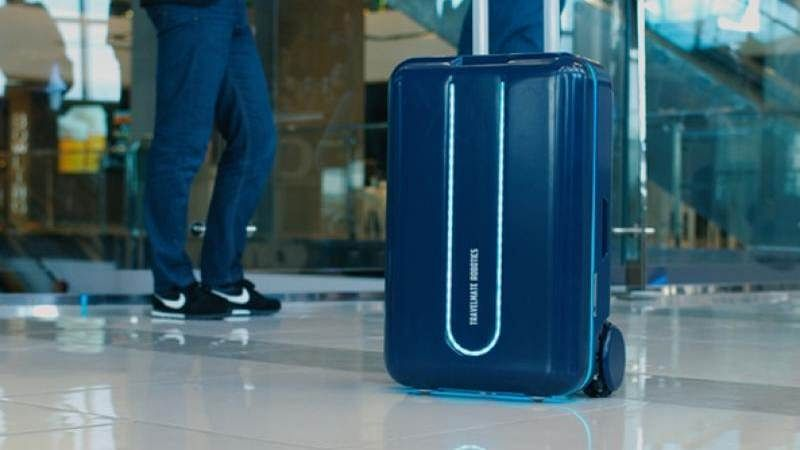 Soon your suitcase will follow you home like a puppy