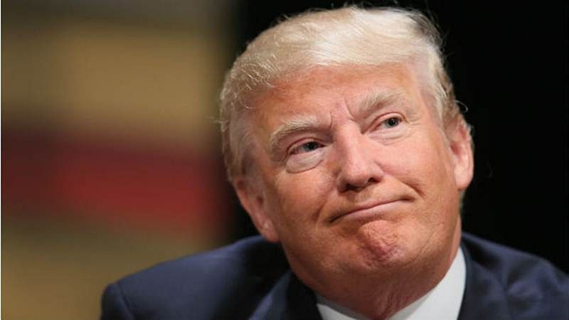 Donald Trump caught making lewd remarks about women