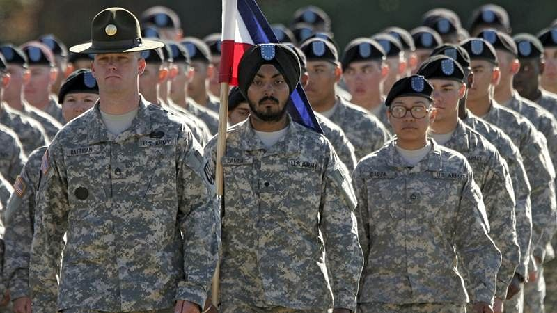US allows religious accommodation for Sikhs in armed forces