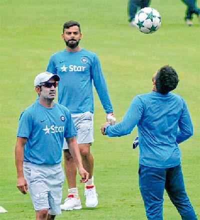 'Gautam Gambhir has a role to play'
