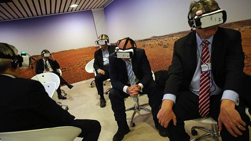 Google buys startup to push research in virtual reality, augmented reality