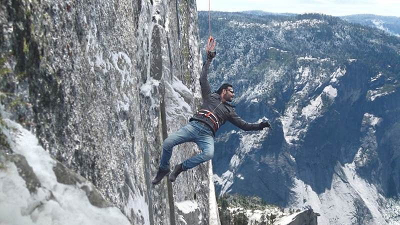 Ajay Devgn upping the ante with SHIVAAY