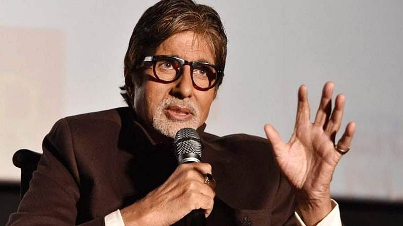 Everyone has a role to play in ending TB: Amitabh Bachchan