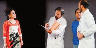 'Subah Ka Pata' is about inner turmoil of cancer victims