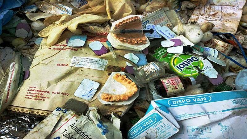Mumbai: Biomedical waste poses health risk