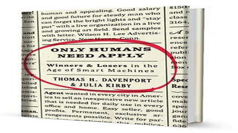 Only Humans Need Apply-Review