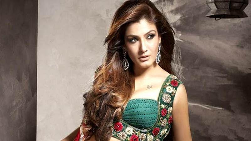Raveena Tandon, the performer of Bollywood